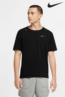 Nike Breathe Rise Hybrid Running Top