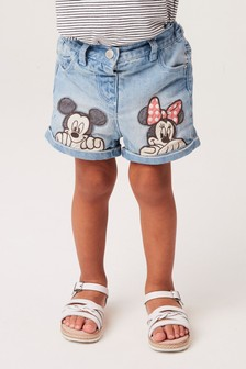 Mickey Mouse™ & Minnie Mouse™ Authentic Shorts (3mths-7yrs)