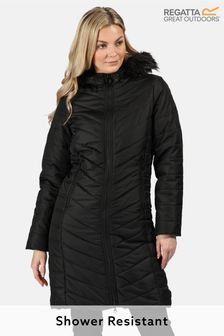 Regatta Black Fritha Insulated Jacket