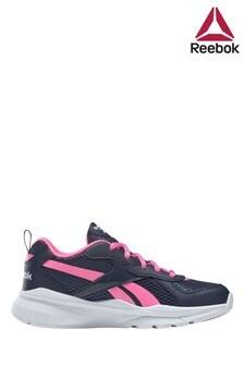 Reebok Navy/Pink XT Sprinter Trainers