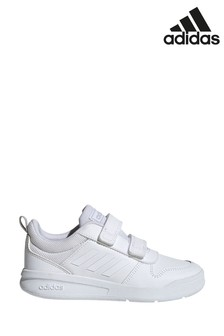 adidas White Tensaur Junior & Youth Trainers