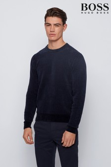 BOSS Blue Kafurlio Knit Jumper