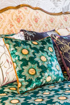The Chateau by Angel Strawbridge Mademoiselle Daisy Cushion