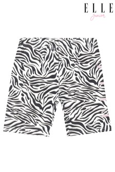 Elle Zebra Cycling Shorts