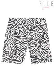 Elle Zebra Cycling Shorts