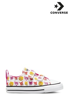 Converse Tiger Chuck Ox Infant Trainers