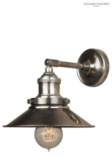 Culinary Concepts Prohibition Wall Light