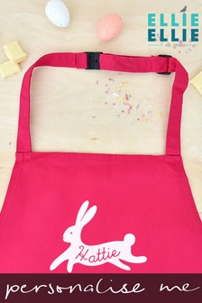 Personalised Children's Bunny Rabbit Apron by Ellie Ellie