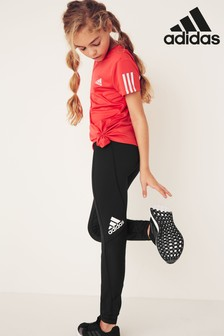 adidas Black Tech Training Leggings