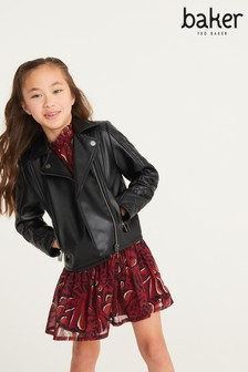 Baker by Ted Baker Faux Leather Jacket