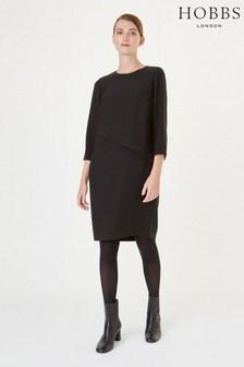 Hobbs Black Carole Dress