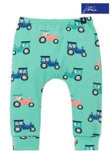 Joules Green Payton Leggings