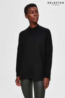 Selected Femme Supersoft High Neck Jumper
