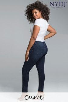 NYDJ Blue Curves 360 Boost Skinny Jeans