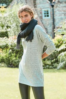 Knit Look Tunic