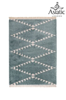 Rocco Flags Ultra Soft Rug by Asiatic Rugs