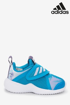 adidas Run Blue FortaRun X Frozen Infant Trainers