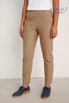 Seasalt Natural Wheat Nanterrow Trousers