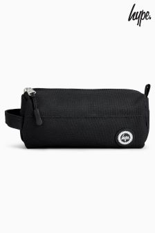 Hype. Black Pencil Case
