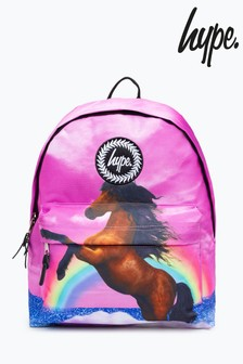 Hype. Pink Unicorn Waters Backpack