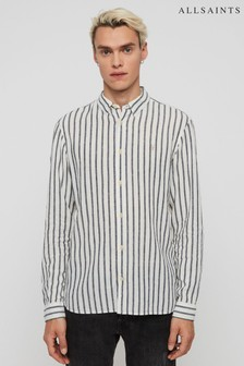 AllSaints Dedham Long Sleeve Shirt