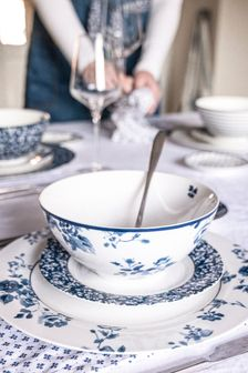 Set of 4 Laura Ashley Blueprint Collectables Bowls