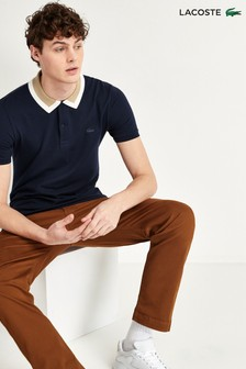 Lacoste® Tipped Collar Poloshirt