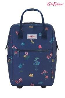 Cath Kidston® Twilight Sprig Frame Wheeled Backpack