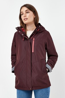 Colourblock Waterproof Jacket