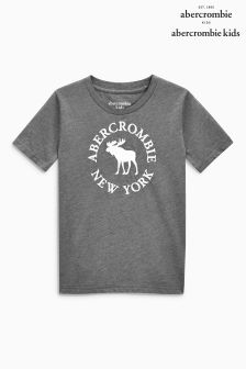 Abercrombie & Fitch Circle Logo T-Shirt