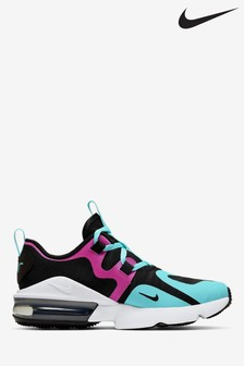Nike Blue/Pink Air Max Infinity Youth Trainers