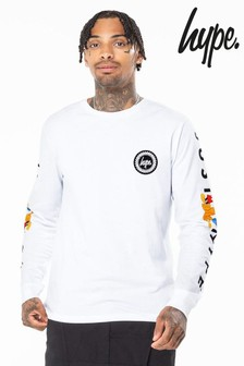 Hype. Disney™ JustHype. Squad Men's Long Sleeve T-Shirt