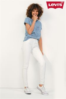 Levi's® 721™ White High Rise Skinny Jean