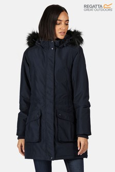 Regatta Blue Sefarina Waterproof Jacket