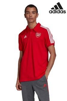 adidas Red Arsenal Poloshirt