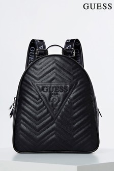 Guess Black Zana Backpack