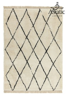 Rocco Diamond Rug by Asiatic Rugs