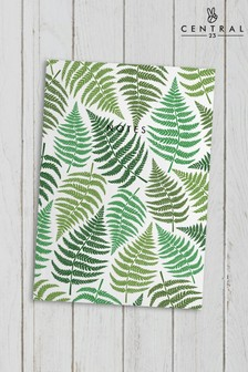 Central 23 Fern Leaf Notebook