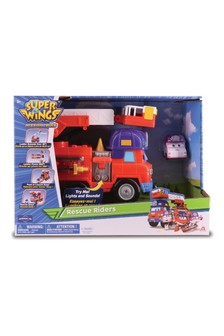 Super Wings Rescue Riders