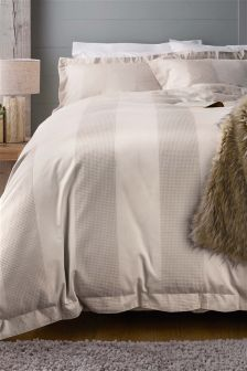 300 Thread Count Cotton Waffle Bed Set