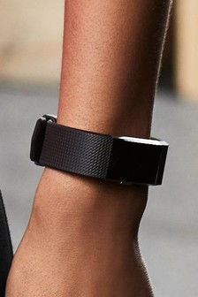 Fitbit® Black Charge 2™ Activity Tracker Wristband