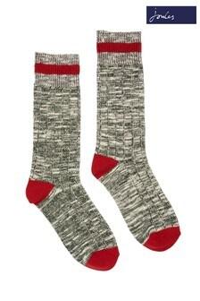 Joules Green Boot Socks