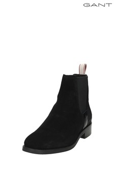 GANT Black Fay Chelsea Shoes