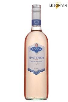 Le Bon Vin Rocca Estate Pinot Grigio Rosato Di Pavia