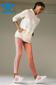 adidas Originals Ash Pink 3 Stripe Legging