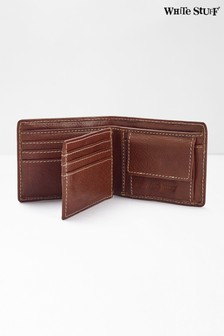 White Stuff Brown Robert Eco Leather Wallet
