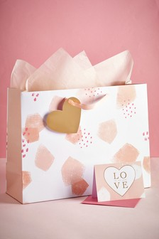 'With Love' Gift Bag