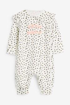 Little Sister Single Sleepsuit (0-18mths)