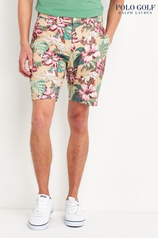 Polo Ralph Lauren Golf Floral Chino Shorts