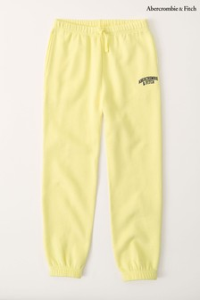 Abercrombie & Fitch Logo Jersey Joggers